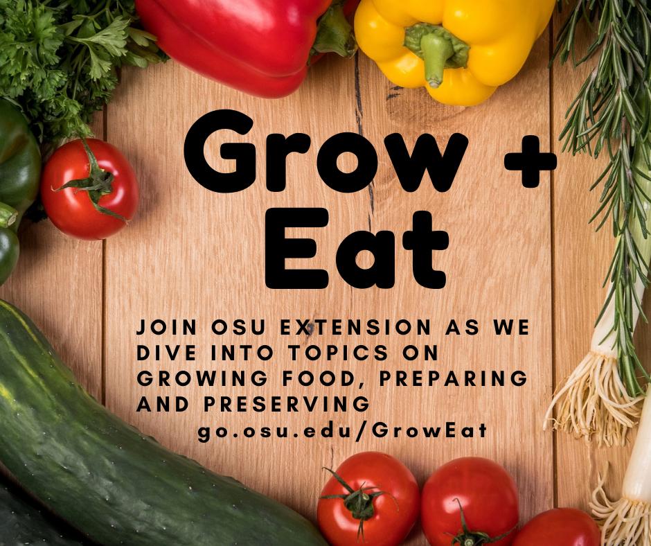 Grow Eat Promo